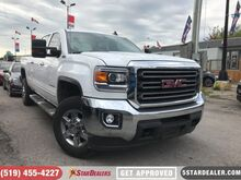2016_GMC_Sierra 2500HD_SLE   NAV   CAM   4X4_ London ON