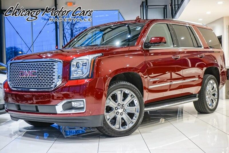 2016_GMC_Yukon_Denali AWD_ Chicago IL