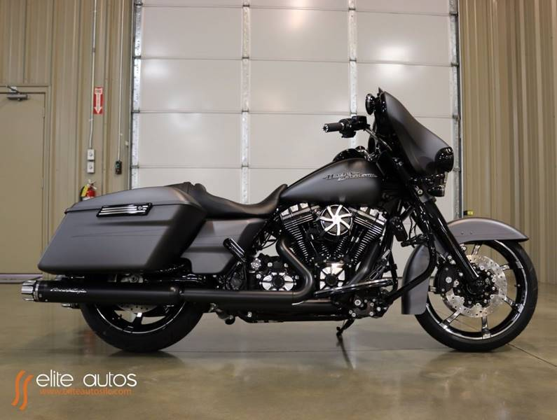 Harley Davidson Street Glide Screamin Eagle For Sale