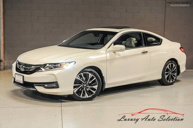 2016_Honda_Accord EX-L_2dr Coupe_ Chicago IL