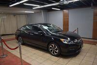 Honda Accord EX-L Sedan CVT 2016