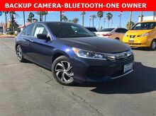 2016_Honda_Accord_LX_ Palm Springs CA