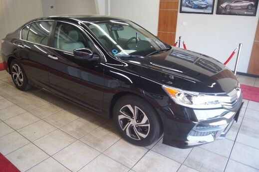 2016 Honda Accord LX Sedan CVT Charlotte NC
