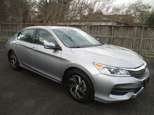2016_Honda_Accord_LX Sedan CVT_ Houston TX