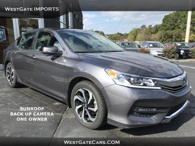 2016 Honda Accord Sedan EX Raleigh NC