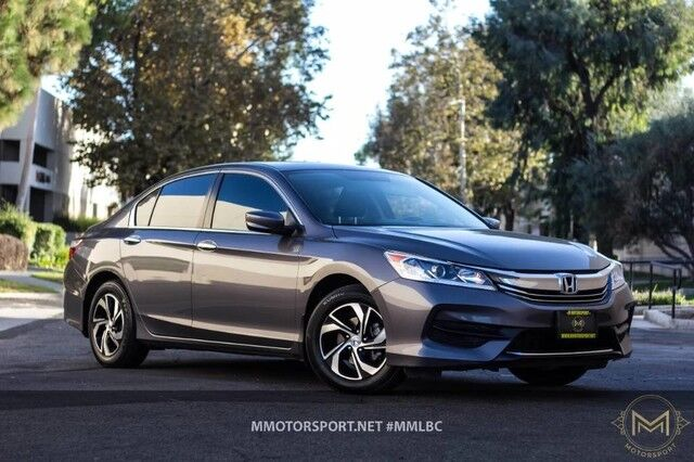 2016_Honda_Accord Sedan_LX_ Long Beach CA