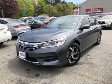 2016_Honda_Accord Sedan_LX_ Worcester MA