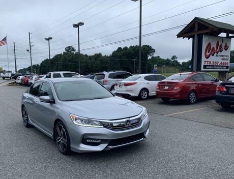 2016 Honda Accord Sedan Sport Monroe GA