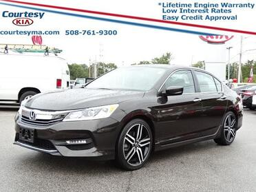 2016_Honda_Accord Sedan_Sport_ South Attleboro MA