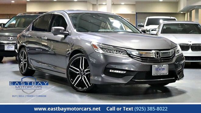 2016_Honda_Accord Sedan_Touring_ San Ramon CA