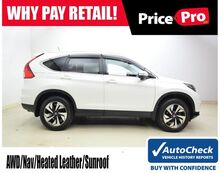 2016_Honda_CR-V_AWD Touring w/Nav & Sunroof_ Maumee OH