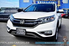 2016_Honda_CR-V_EX-L / AWD / Heated Leather Seats / Sunroof / Navigation / Bluetooth / Back-Up Camera / 31 MPG / 1-Owner_ Anchorage AK