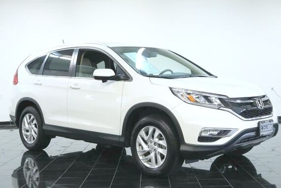 2016_Honda_CR-V_EX-L, Clean Carfax, Sunroof, Heated Seats, 4 Wheel Drive_ Leonia NJ
