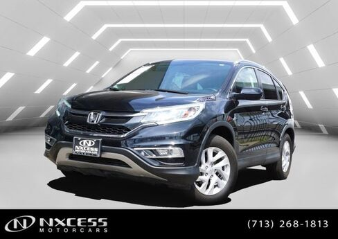 2016 Honda CR-V EX-L Roof Heated Seats Front Extra Clean. Houston TX
