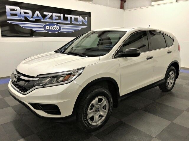 2016 Honda CR V LX, AWD, Under 10k Miles Houston TX ...