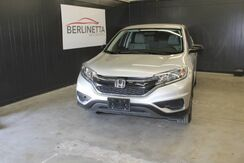 2016_Honda_CR-V_LX_ Dallas TX