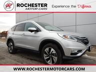 2016 Honda CR-V Touring AWD - Nav - Sunroof - Heated Leather - Backup Cam Rochester MN