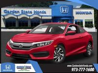 Honda Civic Coupe LX 2016