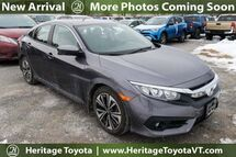 2016 Honda Civic EX-L South Burlington VT