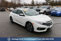 2016 Honda Civic EX-T South Burlington VT