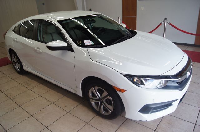 2016 Honda Civic LX Sedan CVT Charlotte NC
