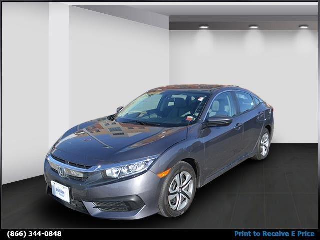 2016 Honda Civic Sedan 4dr CVT LX Brooklyn NY
