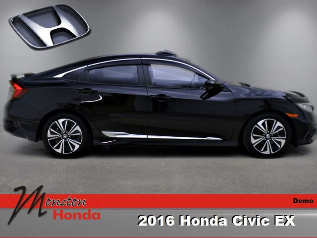 2016 Honda Civic Sedan EX Moncton NB