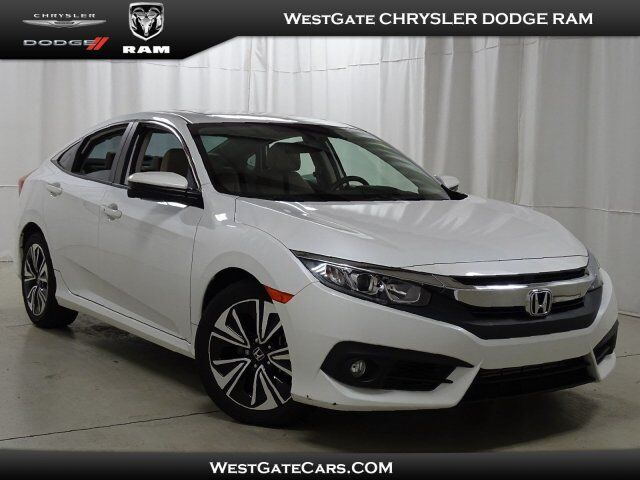 2016 Honda Civic Sedan EX-T Raleigh NC