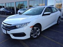 2016_Honda_Civic Sedan_LX_ La Crosse WI