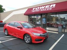 2016_Honda_Civic Sedan_LX_ Schenectady NY