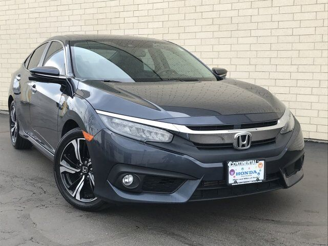 2016 Honda Civic Sedan Touring For In Chicago Il Naperville M0483a
