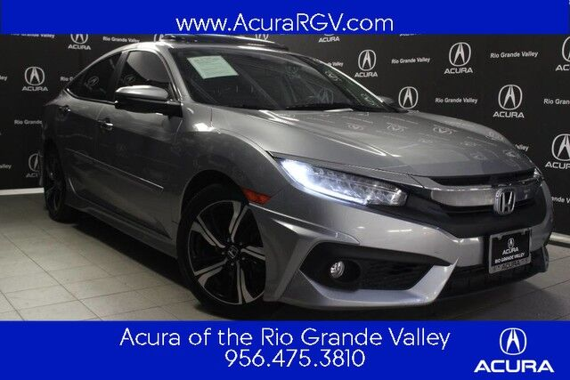 2016 Honda Civic Sedan Touring San Juan TX
