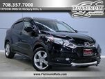 2016 Honda HR-V EX-L w/Navi Leather Nav w/Back Up Camera Roof Loaded