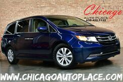 2016_Honda_Odyssey_EX - 3.5L I-VTEC V6 ENGINE FRONT WHEEL DRIVE BACKUP CAMERA KEYLESS GO GRAY CLOTH INTERIOR 3RD ROW SEATS DUAL POWER SLIDING DOORS_ Bensenville IL