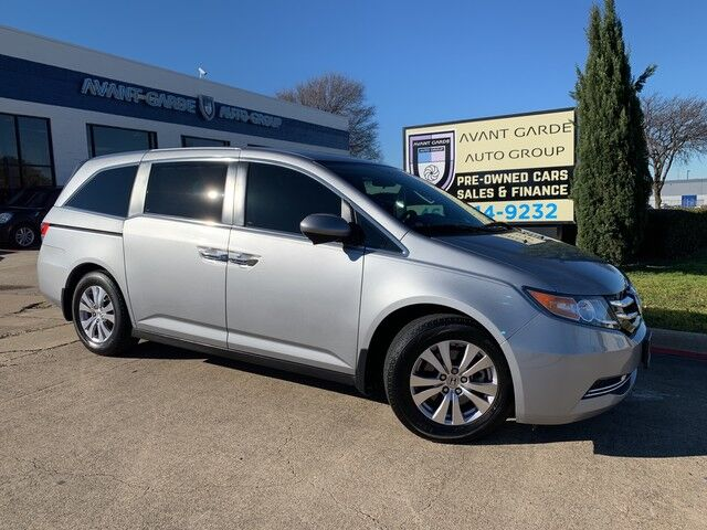 2016 Honda Odyssey SE RES REAR VIEW CAMERA, REAR ENTERTAINMENT SYSTEM, LOADED AND EXTRA CLEAN!!! ONE LOCAL OWNER!!! Plano TX