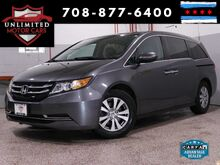 2016_Honda_Odyssey_SE Rear Camera Rear Entertainment Stow 'N Go_ Bridgeview IL