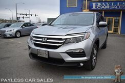 2016_Honda_Pilot_EX / AWD / Auto Start / Power Driver's Seat / Right Side Lane-Watch Camera / Adaptive Cruise Control / Lane Departure Warning / Forward Collision Alert / 3rd Row / Seats 7 / Bluetooth / Back Up Camera / 26 MPG / 1-Owner_ Anchorage AK