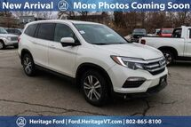 2016 Honda Pilot EX-L South Burlington VT