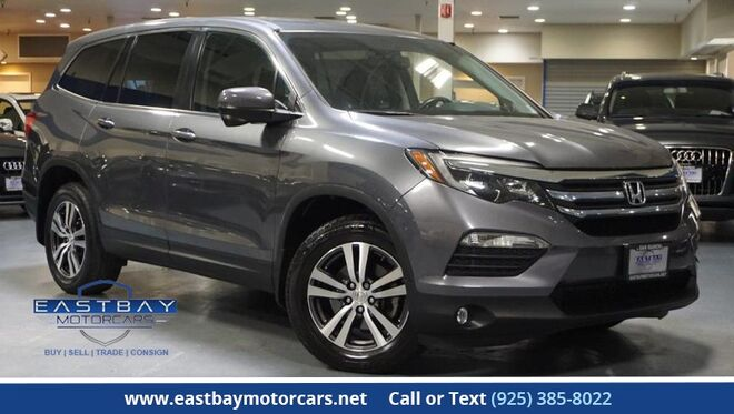 2016_Honda_Pilot_EX-L With Navigation_ San Ramon CA