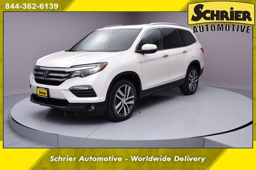 2016_Honda_Pilot_Touring Rear DVD, Navigation, Back Up Cam_ Omaha NE
