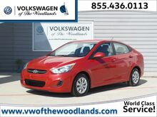 2016_Hyundai_Accent_SE_ The Woodlands TX