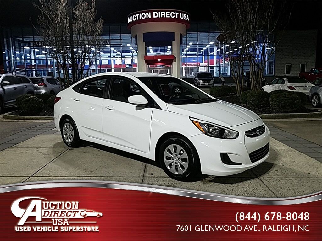 2016 Hyundai Accent Se Raleigh