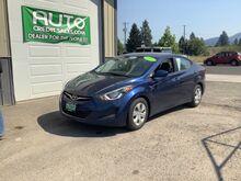 2016_Hyundai_Elantra_Limited_ Spokane Valley WA