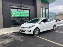 2016_Hyundai_Elantra_SE 6AT_ Spokane Valley WA