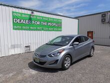 2016_Hyundai_Elantra_SE 6AT_ Spokane Valley WA