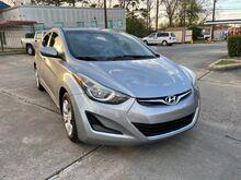 2016_Hyundai_Elantra_SE 6MT_ Houston TX