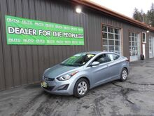 2016_Hyundai_Elantra_SE 6MT_ Spokane Valley WA