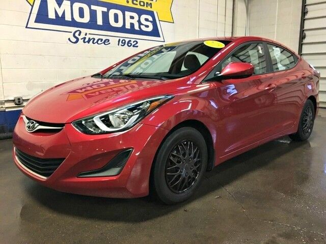 2016 Hyundai Elantra SE Sedan w/Low Miles Buffalo NY