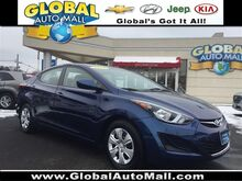 2016_Hyundai_Elantra_SE_ North Plainfield NJ