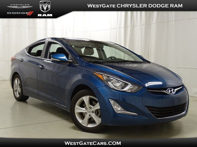 2016 Hyundai Elantra Value Edition Raleigh NC